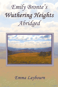 Cover of Emily Bronte's Wuthering Heights Abridged, a free ebook